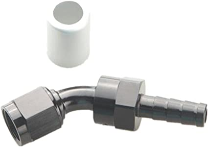 6AN//8AN//10AN 45 Deg//90Deg//Straight ProClassic Crimp On Hose End Adapter