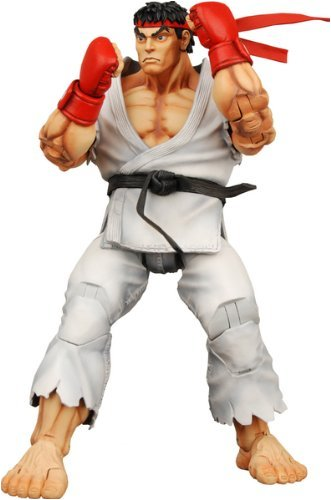 Price comparison product image Street Fighter IV Ryu NECA Action Figure