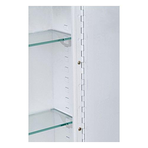 [해외]디럭스 시리즈 의학 캐비닛 크기 : 20 H x 14 W, 마운트 : 표면 ...