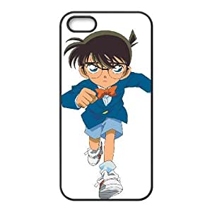 iPhone 4 4s Cell Phone Case Covers Black Detective Conan