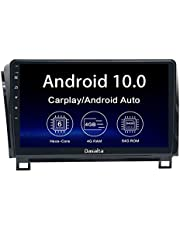 """Dasaita 10.2"""" Android 10.0 Car Radio for Toyota Tundra 2007-2013 Sequoia 2008-2018 Bluetooth 5.0 Stereo GPS Navigation Head Unit Multimedia Video Player 4G 64G DSP Android Auto Wireless Carplay"""