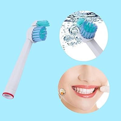 4 cabezales de cepillo de dientes suaves para cepillo de dientes ...