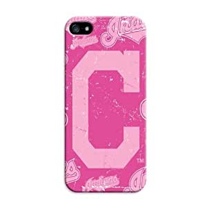 LarryToliver Customizable Designable Styles Of Baseball Cleveland Indians iphone 5/5s Cases Durable Cover