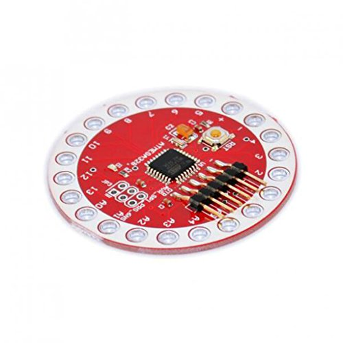 MagiDeal keyes Wearable ATmega328 MCU Development Board for Arduino Lily pad