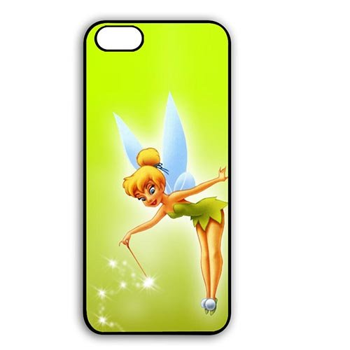 Coque,Custom Charming Tinkerbell Hard Phone Cover Case Covers for Coque iphone 7 4.7 pouce