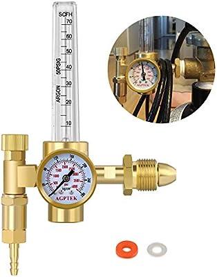 CGA580 Argon CO2 Regulator Gauge Flow Meter for Mig Tig Welding Gas Welder Sale