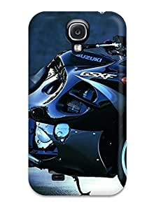ZippyDoritEduard Fashion Protective Motorcycle Case Cover For Galaxy S4