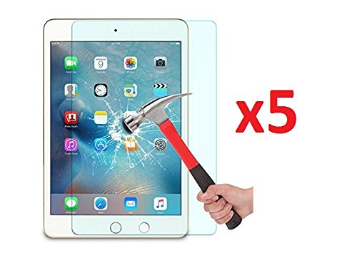 (eTECH Collection Tempered Glass Screen Protector For Apple iPad Pro 9.7
