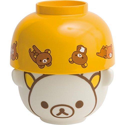 Yamani Pottery San-x Rilakkuma japoneses de arroz y Sopa de ...