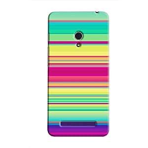 Cover It Up - Pop Rainbow Zenfone 5Hard Case