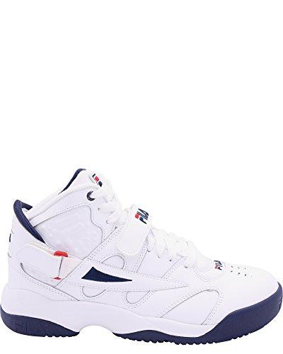 Fila Spoiler Men US 10.5 White Sneakers (Upper Spoiler)
