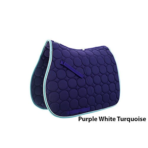 ROMA ECOLE NOBLE ALL PURPOSE SADDLE PAD>