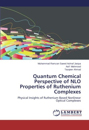 Quantum Chemical Perspective of NLO Properties of Ruthenium Complexes: Physical Insights of Ruthenium Based Nonlinear Optical Complexes