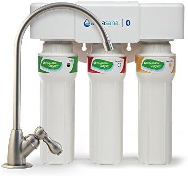 Aquasana AQ-5300 .55 3-Stage Max Flow Under Sink Water Filter