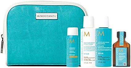 Moroccanoil Repair y estilo Travel Pack: Amazon.es: Belleza