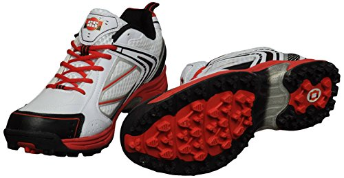SS Rubber Sole Cricket Shoes
