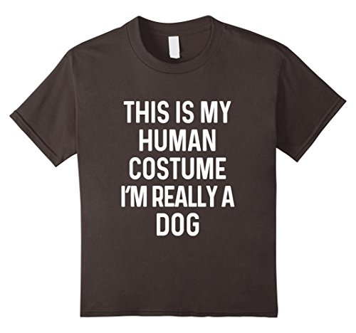 Halloween Costumes Ideas For Young Adults (Kids Funny Dog Costume Shirt Halloween Adults Kids Men Women 8 Asphalt)