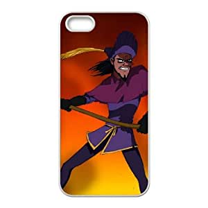 Disney The Hunchback of Notre Dame Character Clopin Trouillefou iPhone 5 5s Cell Phone Case White MUS9198843