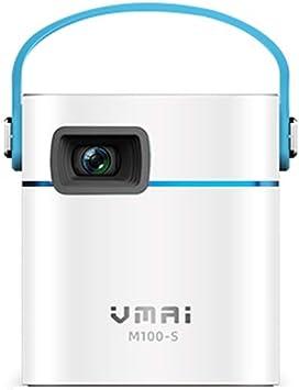Sombra Mini proyector Home Pequeño teléfono móvil portátil for ...