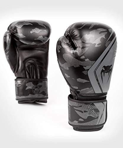 Venum Defender Contender 2.0 Boxing Gloves - Black/Black