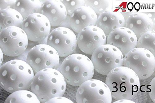 A99 Golf Air Flow Golf Balls White 36pcs by A99 Golf (Image #4)