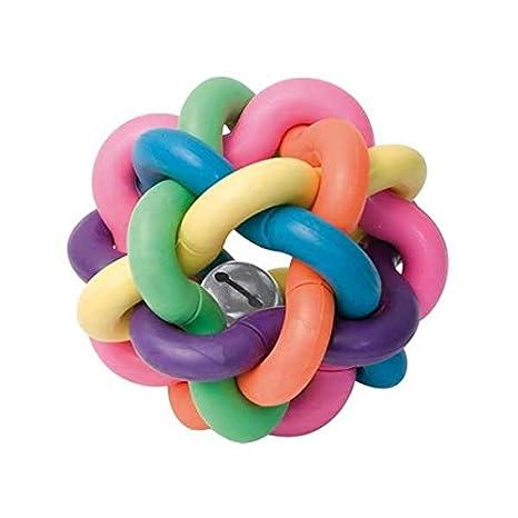 chadog - Pelota Cascabel, multicolor: Amazon.es: Productos para ...