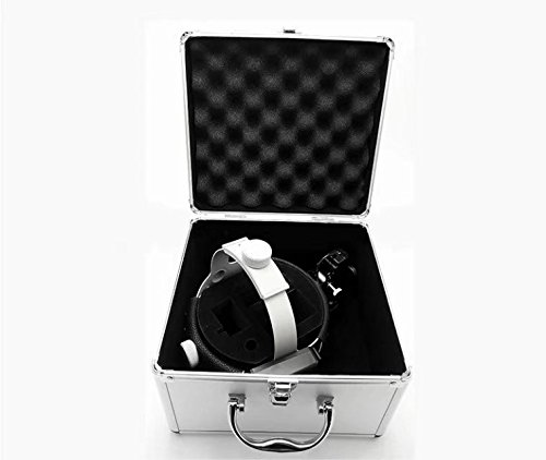 NSKI 3.5 × 420mm LED Surgical Headlight Headband Loupe with 3W LED Headlight DY-106 + Aluminum Box