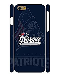 Customized Dustproof Hard Plastic Football Team Logo Handmade Skin Case For Iphone 6 Plus (5.5 Inch) Cover