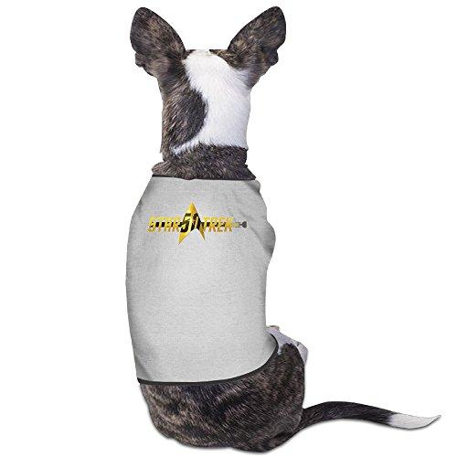 Theming Star Trek 50th Anniversary Design Dog Vest