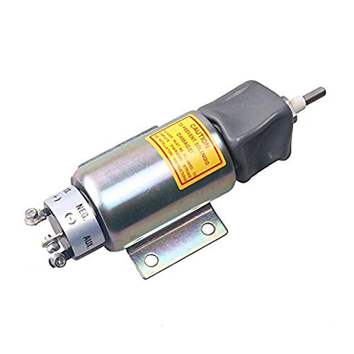 2000-4502 2001-12E2U1B5S2A 20004502 200112E2U1B5S2A 12V Diesel Shut Down Solenoid