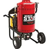 NorthStar Electric Wet Steam and Hot Water Pressure Washer Add-on Unit - 4000 PSI, 4 GPM, 115 Volts