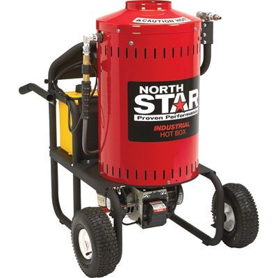 NorthStar Pressure Washer Heater/Steamer Add-on Unit - 4000 PSI, 4 GPM, 120 Volt by NorthStar
