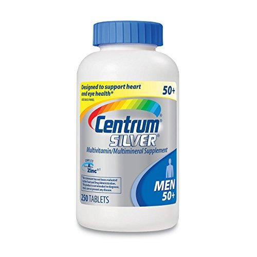 Centrum® Silver® Мужские - 250 таблеток