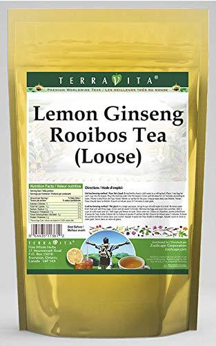 Lemon Ginseng Rooibos Tea (Loose) (8 oz, ZIN: 542948) - 3 Pack