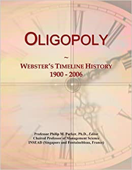 history of oligopoly