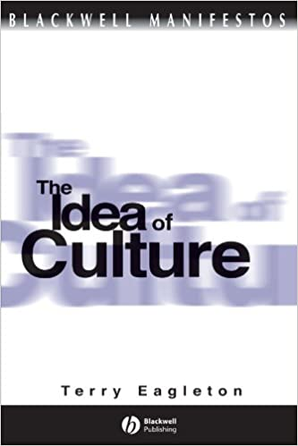 The Idea of Culture (Blackwell Manifestos) (Wiley-Blackwell Manifestos)