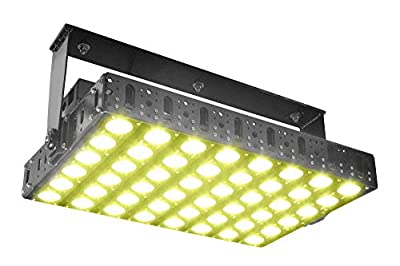 480W LED Commercial Fishing Light - 60000 Lumens - 120-277VAC - Stainless Steel Brackets - IP67