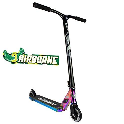 Dominator Airborne Pro Scooter Neo Chrome/Black