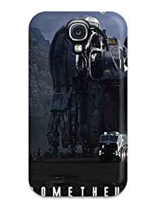 Slim Fit Tpu Protector Shock Absorbent Bumper Prometheus 9 Case For Galaxy S4