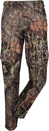 (Mossy Oak Men's Cargo Pants, Break-Up Country, Size 34 x 32)