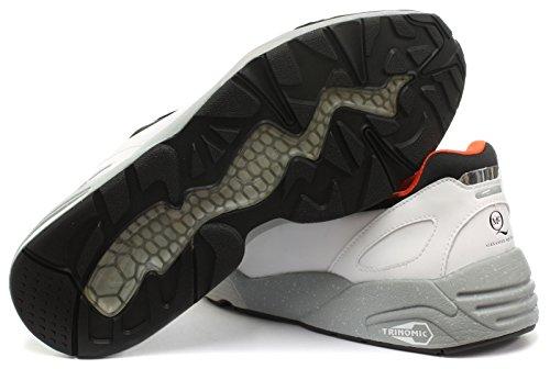 Alexander Mcq Sneaker Donna Black Lace Mcqueen Puma white Disc PwvdPq