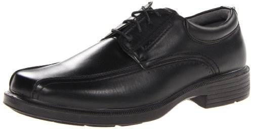 Deer Stags Men's Williamsburg Oxford,Black,10.5 W US