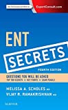img - for ENT Secrets book / textbook / text book