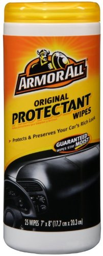 """Clorox 10861 """"Armor All"""" 25 Count, Protectant 1 Step Wipes"""