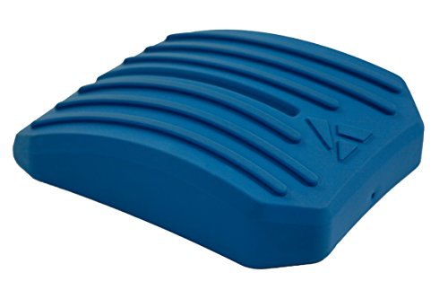 Teeter Core Restore - Inflatable Lumbar Support Cushion & Core Trainer for Back Pain Relief - Improve Posture - Active Sitting & Balance Tool - Ideal for Home, Office Chair or Car