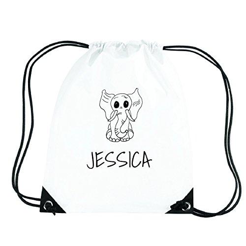 JOllipets JESSICA Turnbeutel Sport Tasche PGYM5488 Design: Elefant