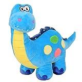 "Best FIESTA Friends Teddy Bears - Sunny World Cuddly Blue Dinosaur Toy - 27.5"" Review"