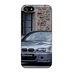 Excellent Design G Power Bmw M3 Front Angle Case Cover For Iphone 5/5s