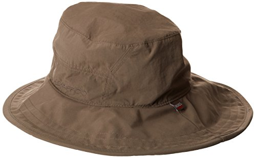 ExOfficio Unisex Bugsaway Adventure Hat Cigar, Large/X-Large