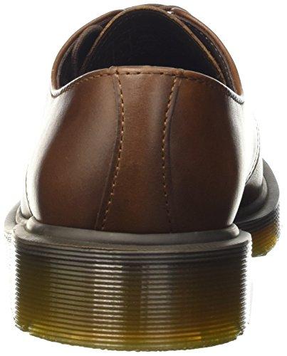 Marrone Scarpe Adulto Unisex Smokethorn Basse Martens 1461 Dr 6fq1gg